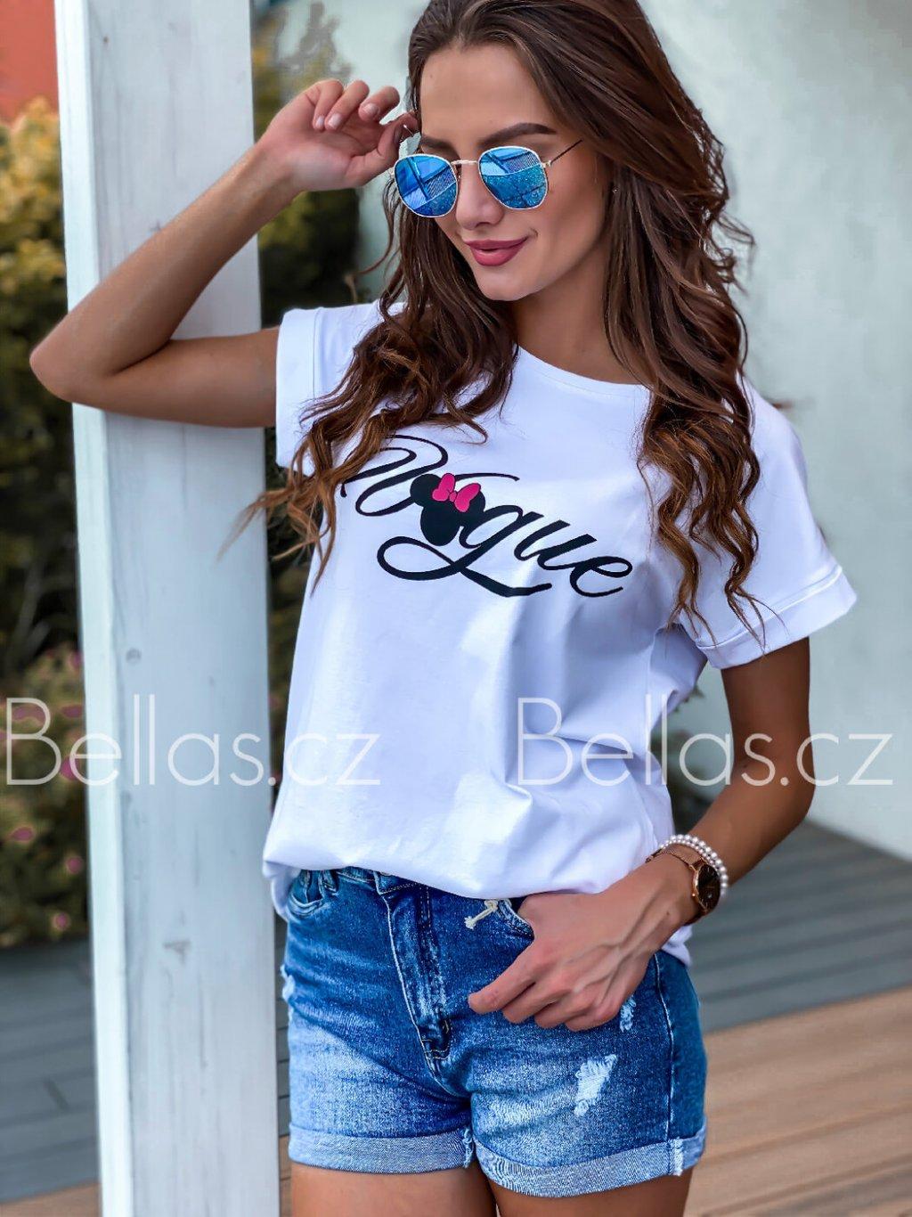 -Modní tričko Vogue UNI