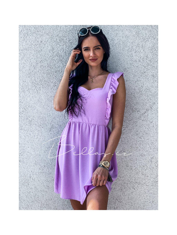 -Letní dámské šaty