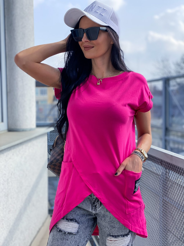 - Dámské tričko/ tunika Natural