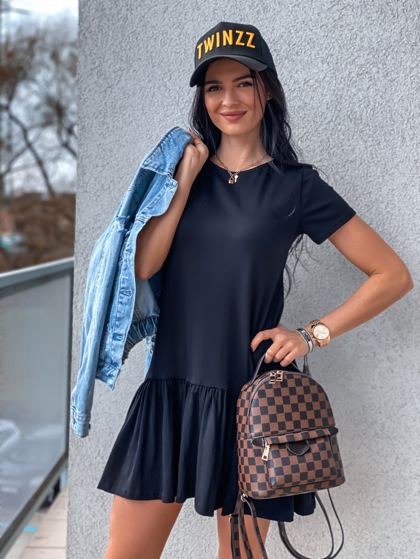 -Dámské basic šaty Ella