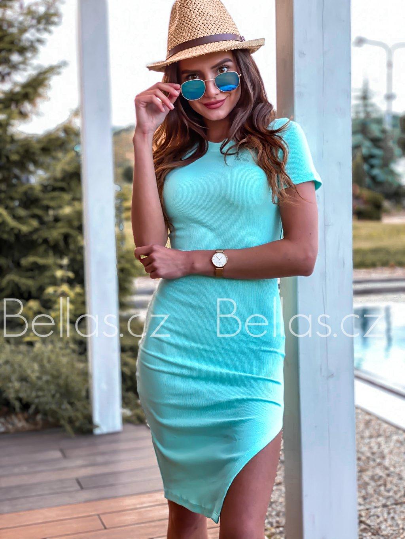 - Dámské basic šaty Fashion/ Barvy