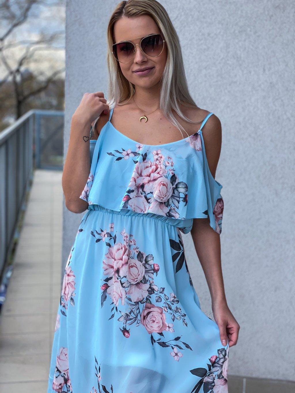 - Dámské šaty Rouse Long
