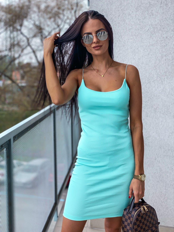 - Dámské basic šaty Missy