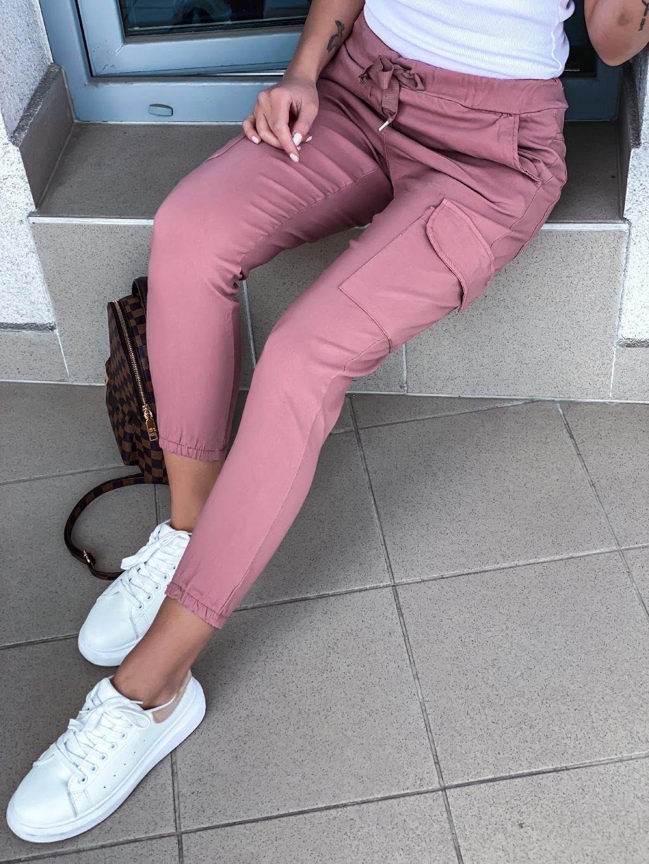 - Dámské strečové kalhoty/ Barvy