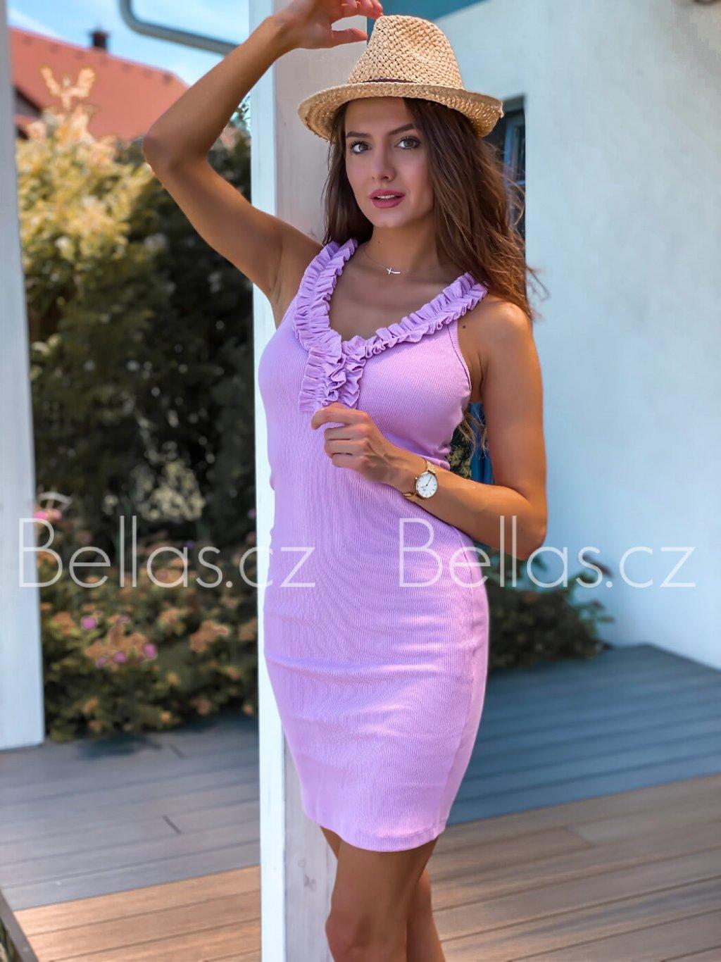 -Modní šaty Evelin