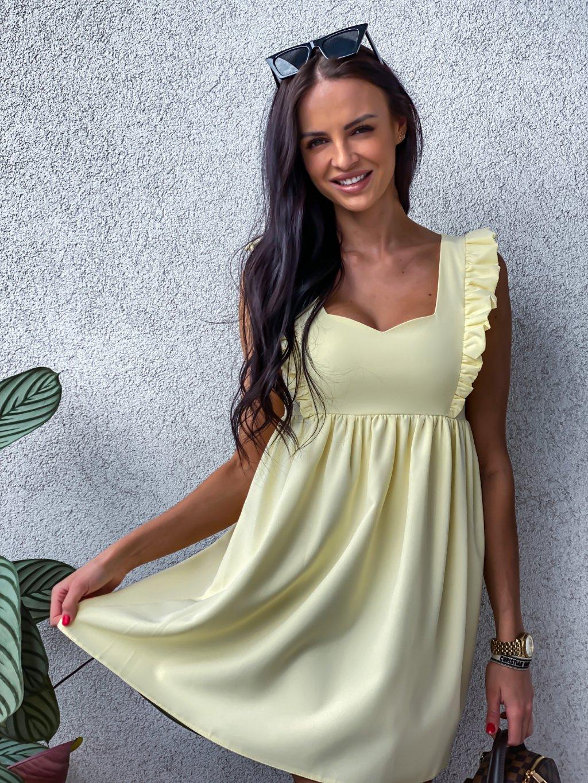 -Dámské šaty Emma exclusive/ Barvy
