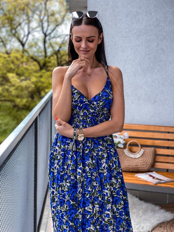 - Dámské maxi šaty Asia