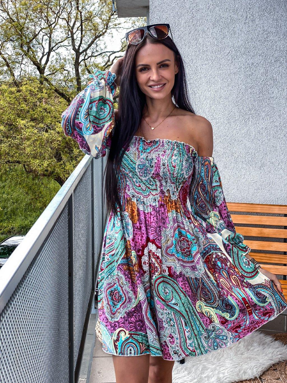 - Dámské šaty Kostarika
