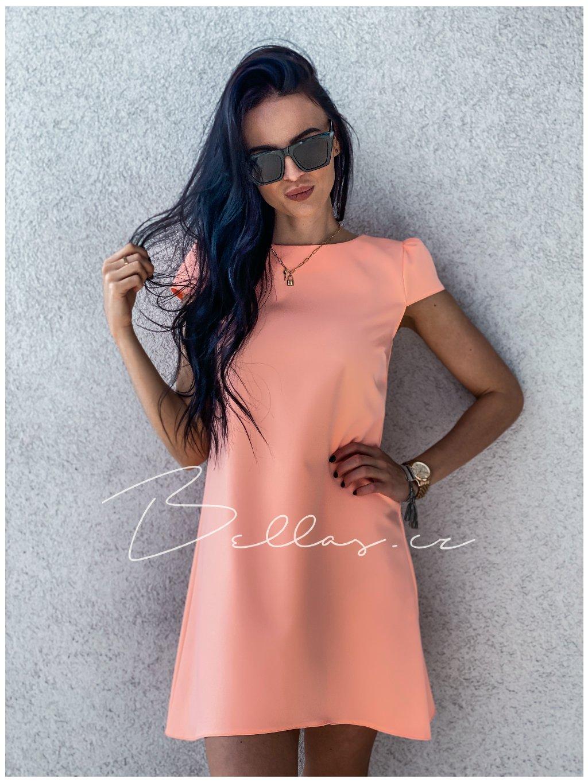 -Dámské elegantní šaty