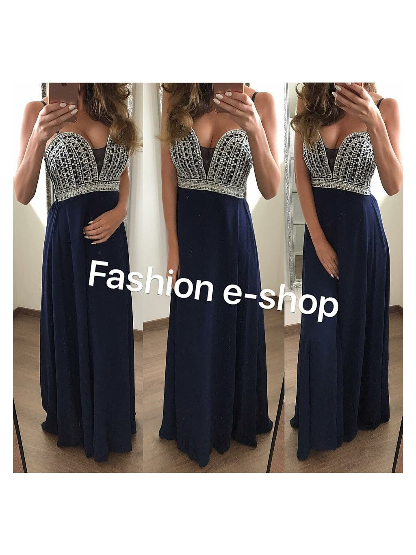 -Dámské společenské šaty ISSA Bordo,M