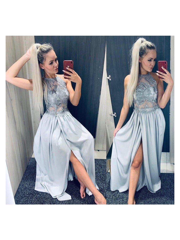 -Dámské šaty Vivien Starorůžová,S