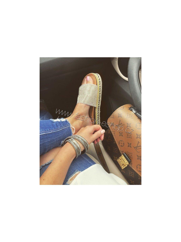 -Dámské pantofle Joy 36