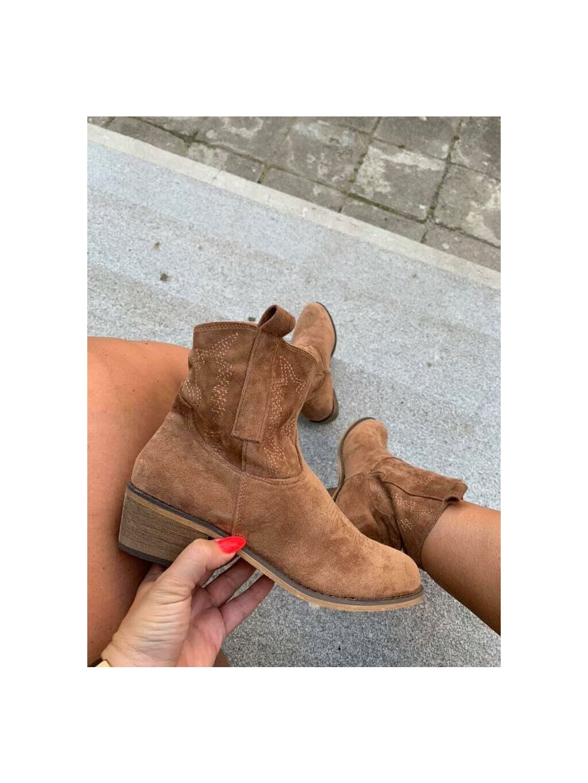 -Dámské boty Jess 41