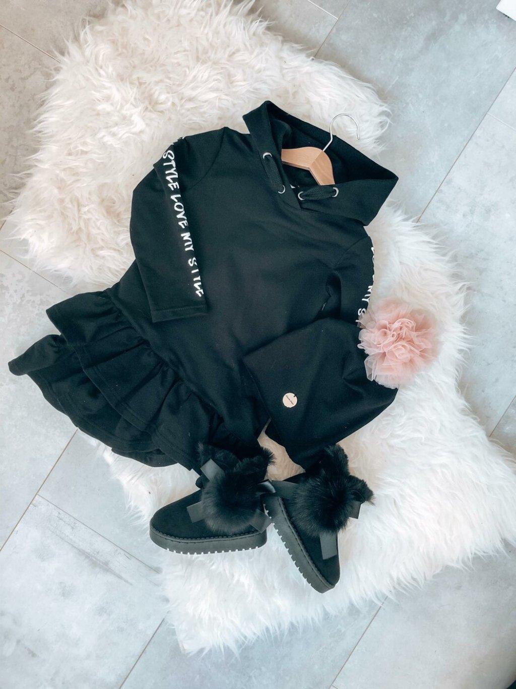 -Dětské šaty Style 110