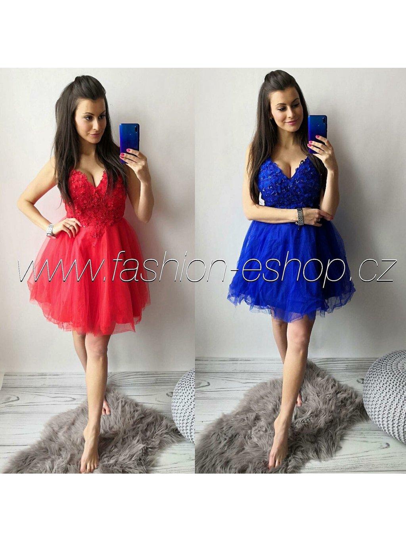 -Dámské společenské šaty Světle růžová,XS/S