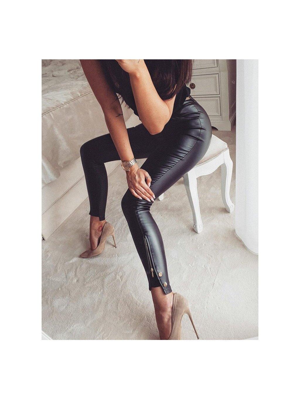 -Dámské kalhoty LIMITED Béžová,XS