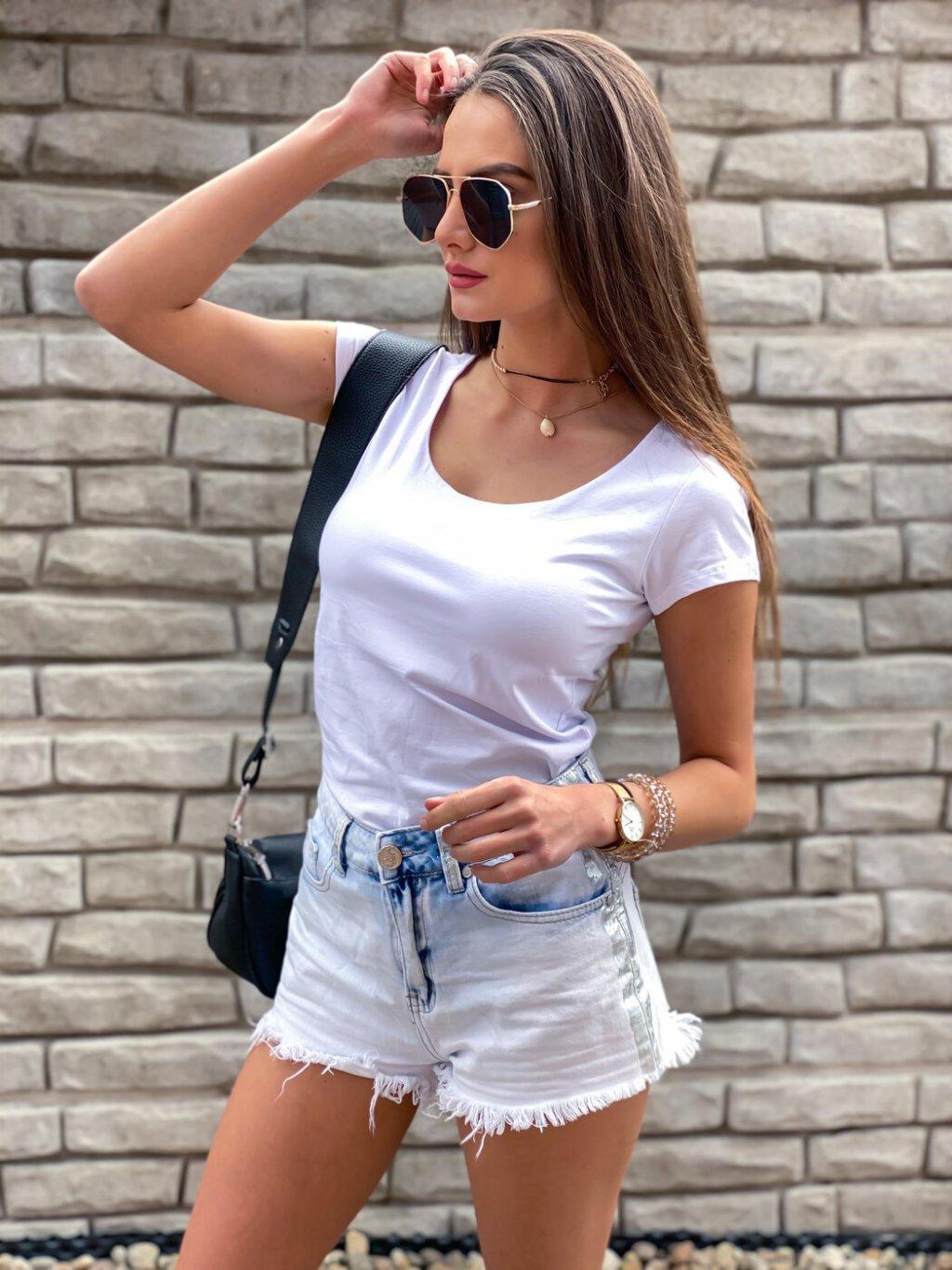 -Dámské tričko Lilla