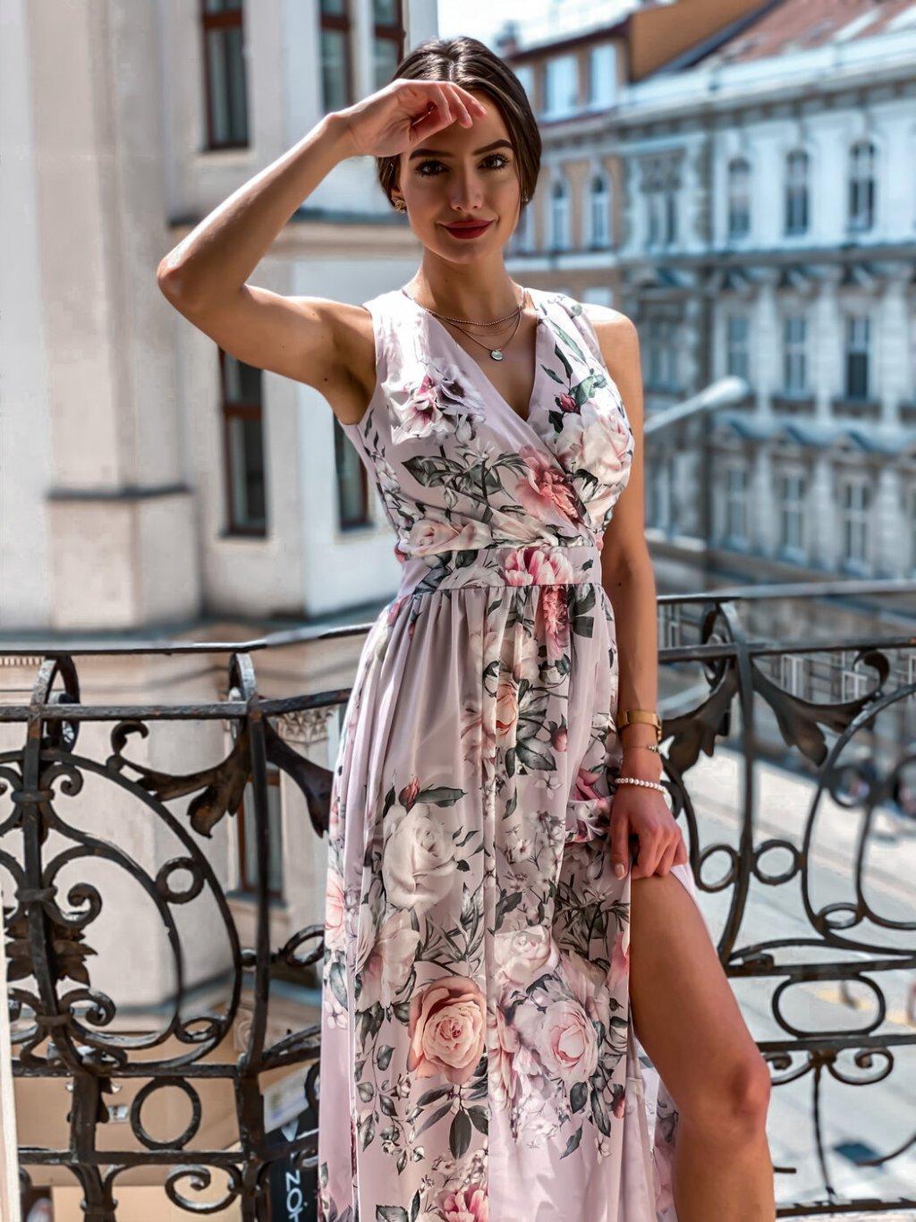 -Dámské šaty Amálie XS