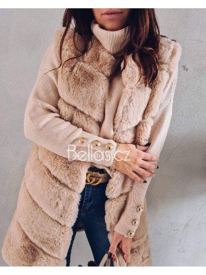 Luxusní košíková vesta/ Barvy
