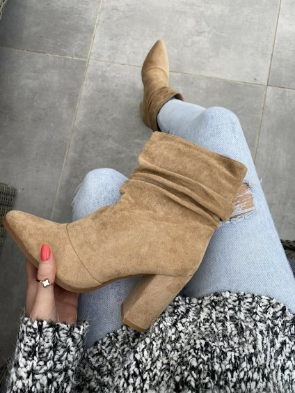 -Dámské boty Karl 38