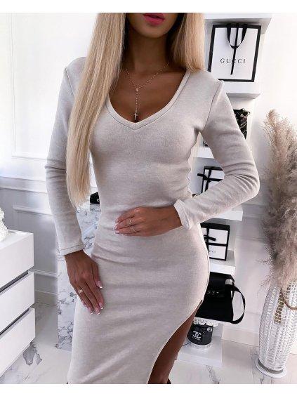 -Dámské šaty Beauty Černá,S