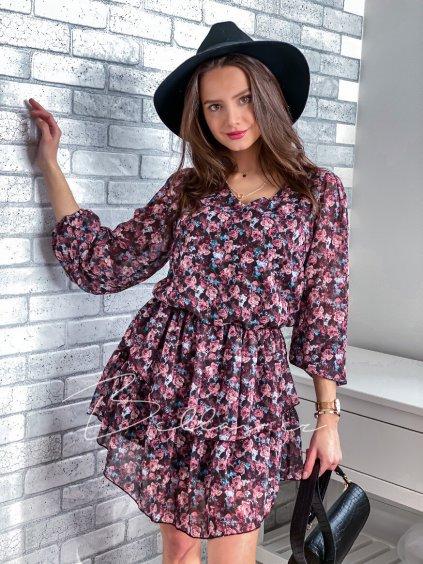 -Dámské šaty Aischa UNI