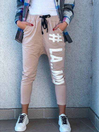 -Dámské kalhoty LAMU