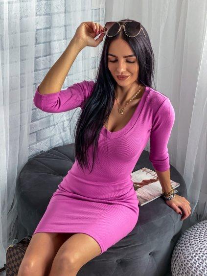 Dámské basic šaty Lou