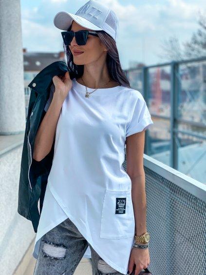 -Dámské tričko/ tunika Natural