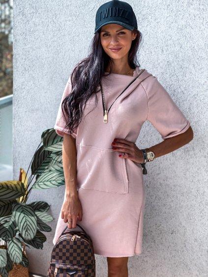 - Dámské teplákové šaty Mexx