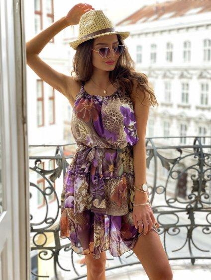 -Dámské šaty Kostarika XS/S