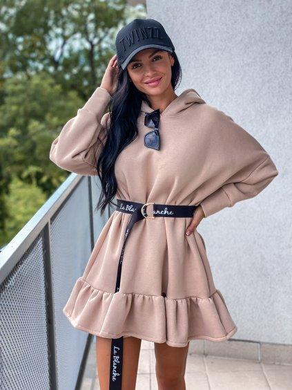 Dámská mikina/ šaty Blanch