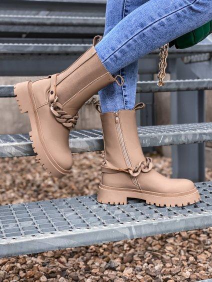 Dámské modní boty Voxx