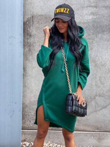 Dámské šaty/ mikina Glash
