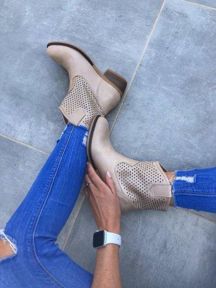 -Dámské botky Lexx 38