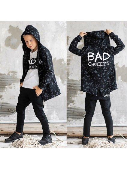 -Chlapecká mikina Bad Choices 122
