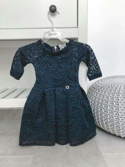 -Dětské šaty Glamour 92