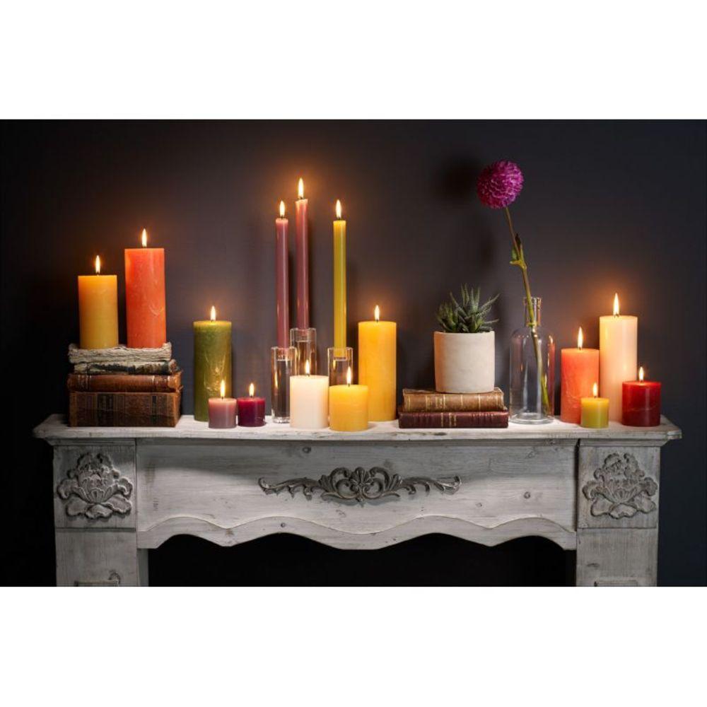 Obrusy, servítky, sviečky