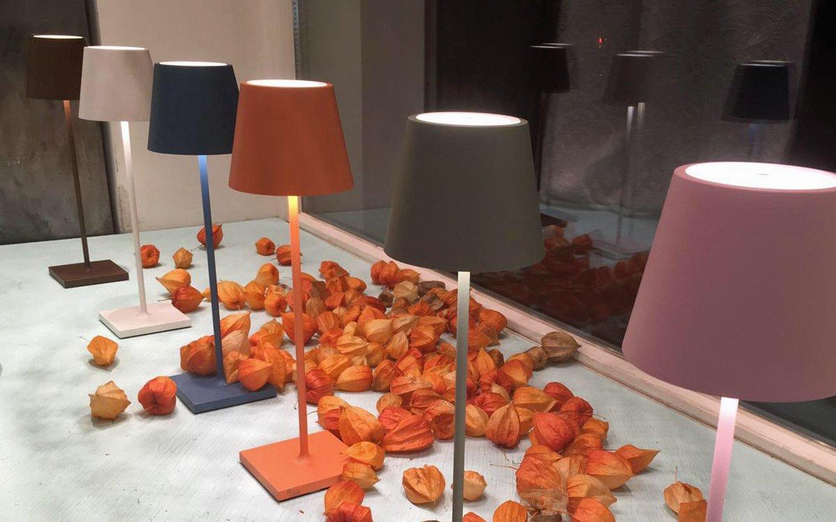 Poldina - lampy