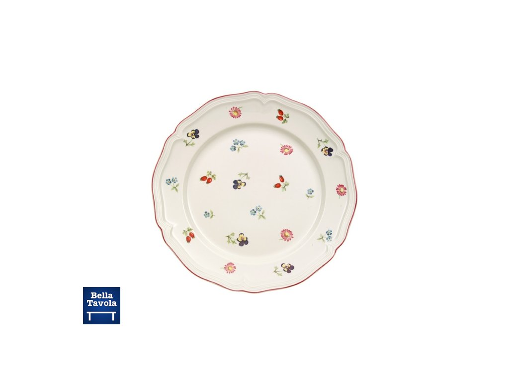 13524 villeroy amp boch salatovy tanier petite fleur