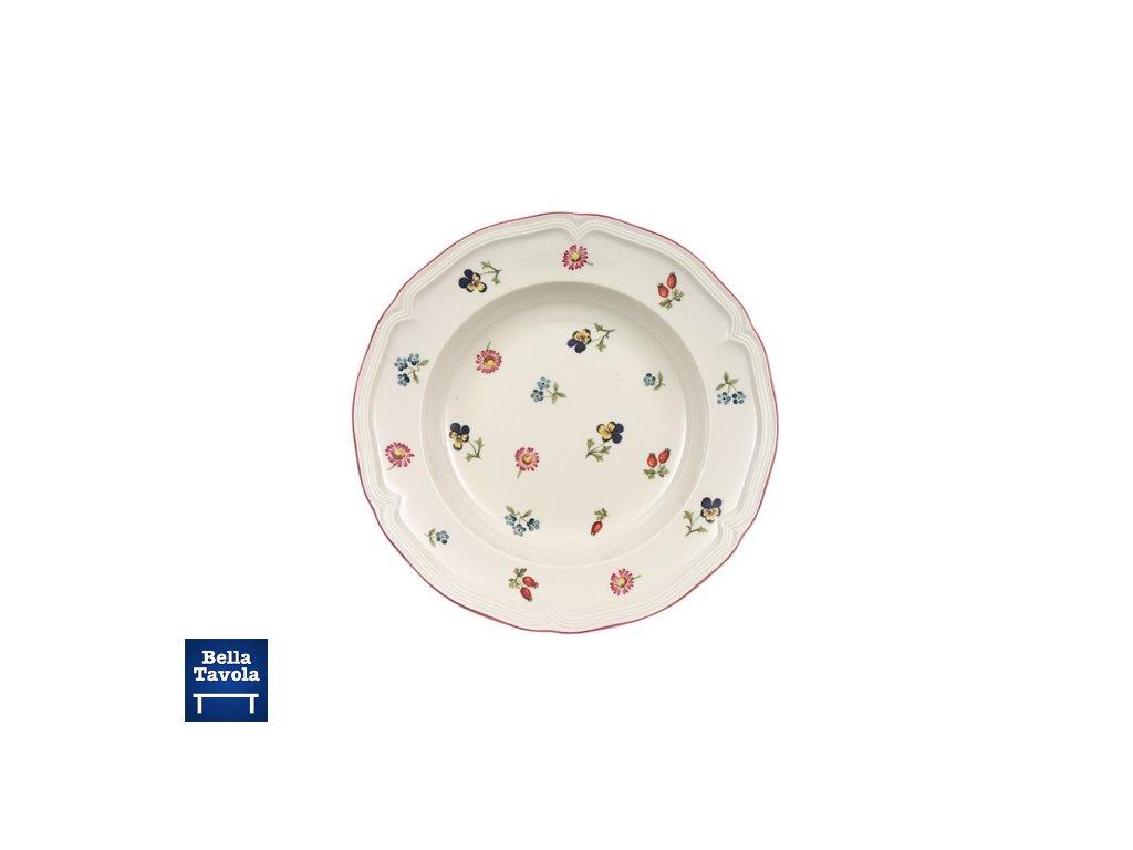 13530 vileroy amp boch hlboky tanier 23 cm petite fleur