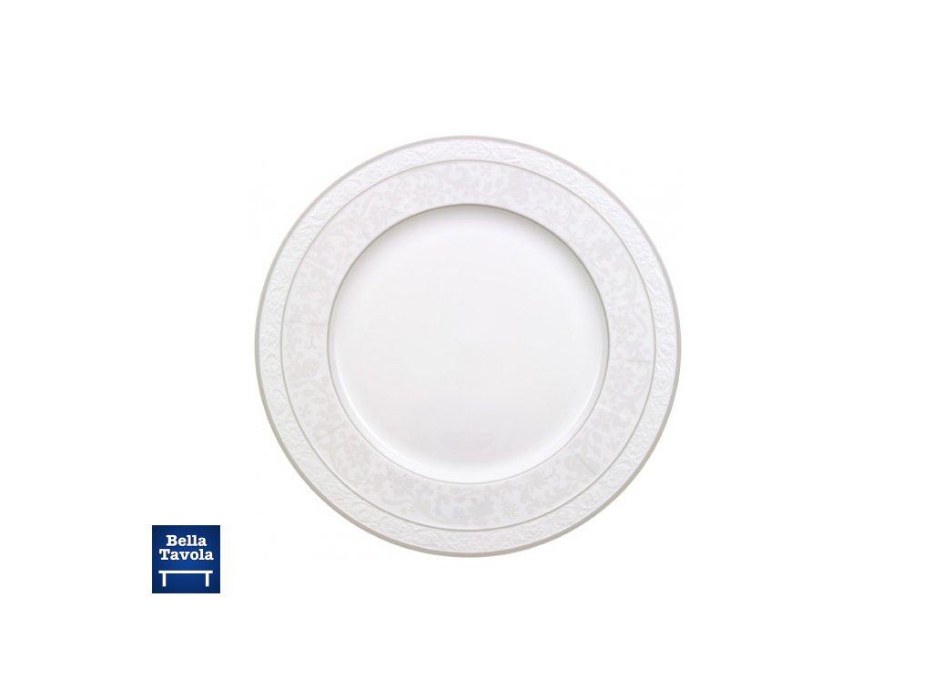 13581 gray pearl velky tanier 33 cm