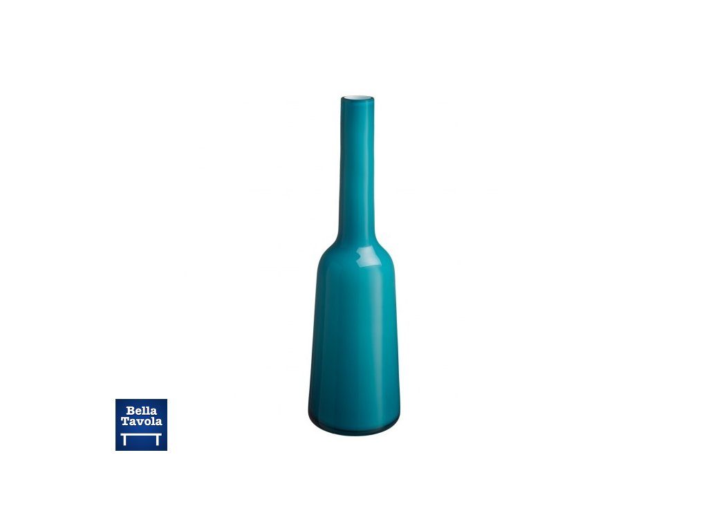 13941 villeroy amp boch vaza nek 46 cm karibska modra