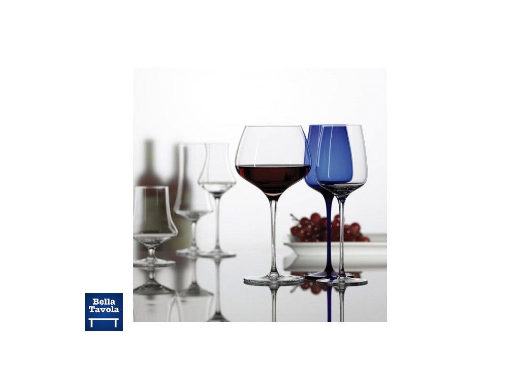 14061 pohar burgundy willsberger collection set 6 ks