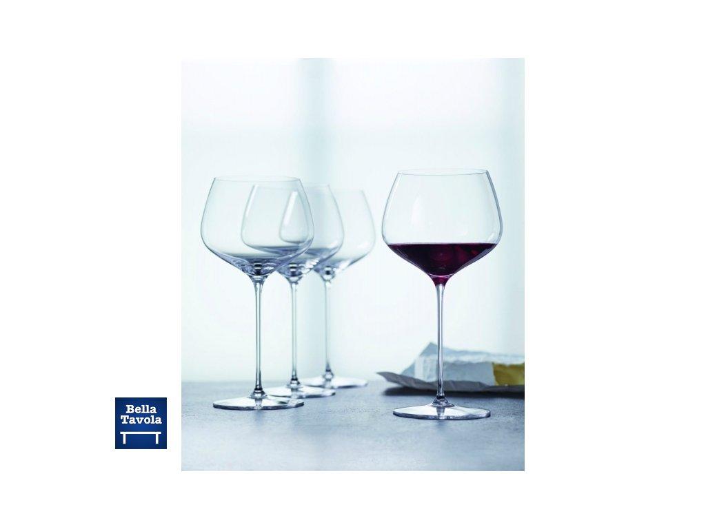 14073 spiegelau burgundy willsberger collection set 4ks na biele aj cervene vino