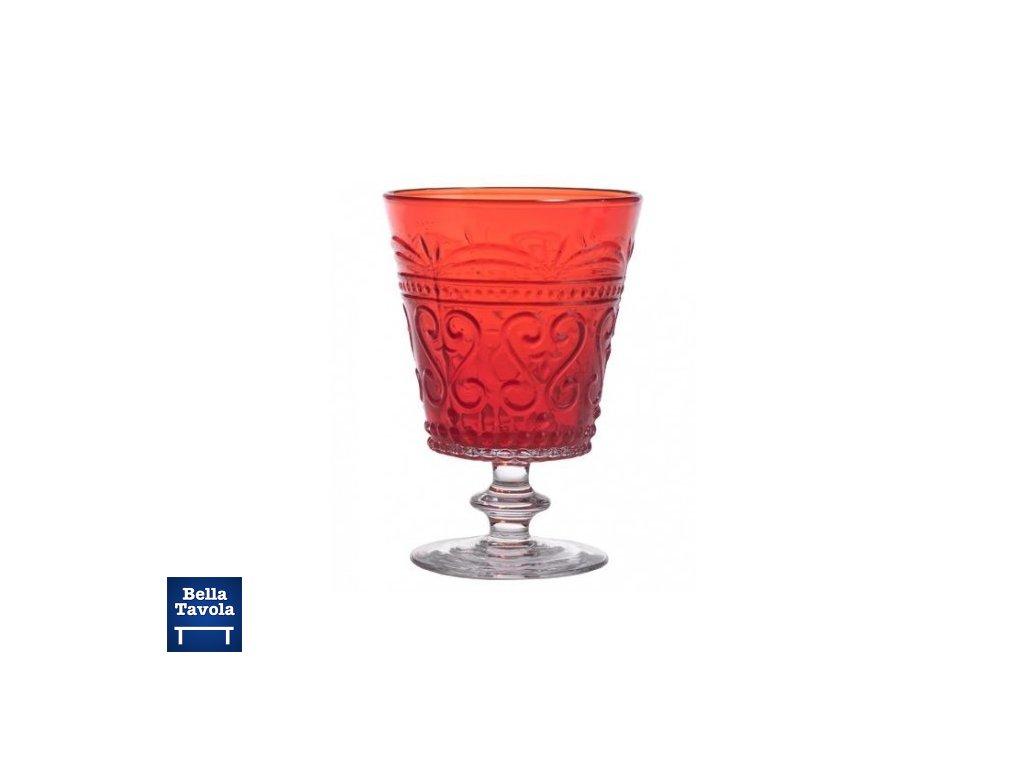 14169 zafferano pohar provenzale na vino cerveny