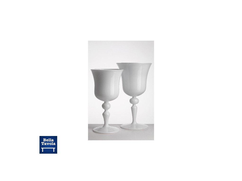 14706 pohar na vino st moritz biely velky v 18 cm 10 cm
