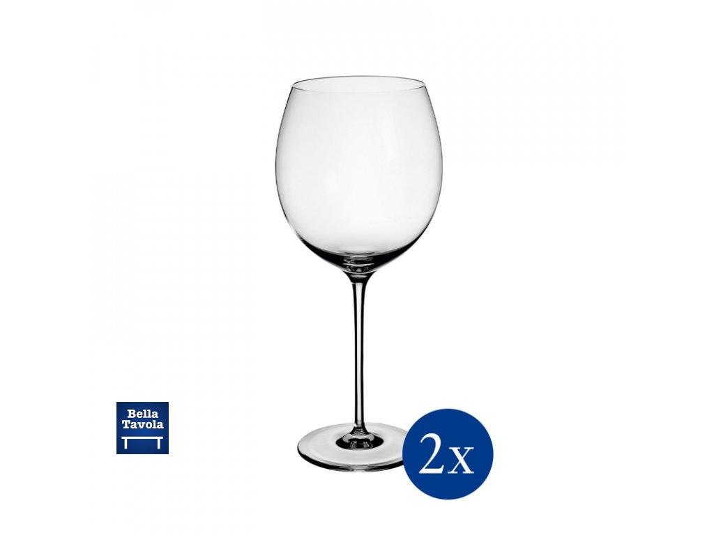 Villeroy & Boch - Pohár Burgundy, set 2 kusov - Allegorie Premium
