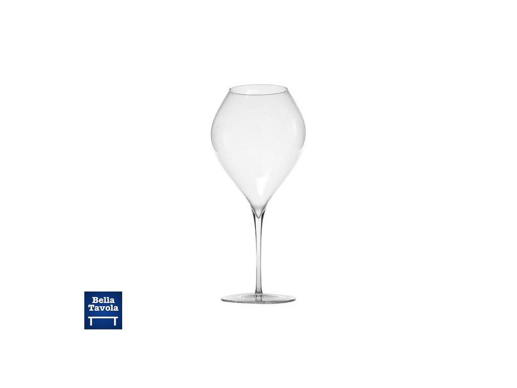 14832 zafferano ultralight pohar na barikovane cervene a biele vino 250mm 0 82l set 2 kusy
