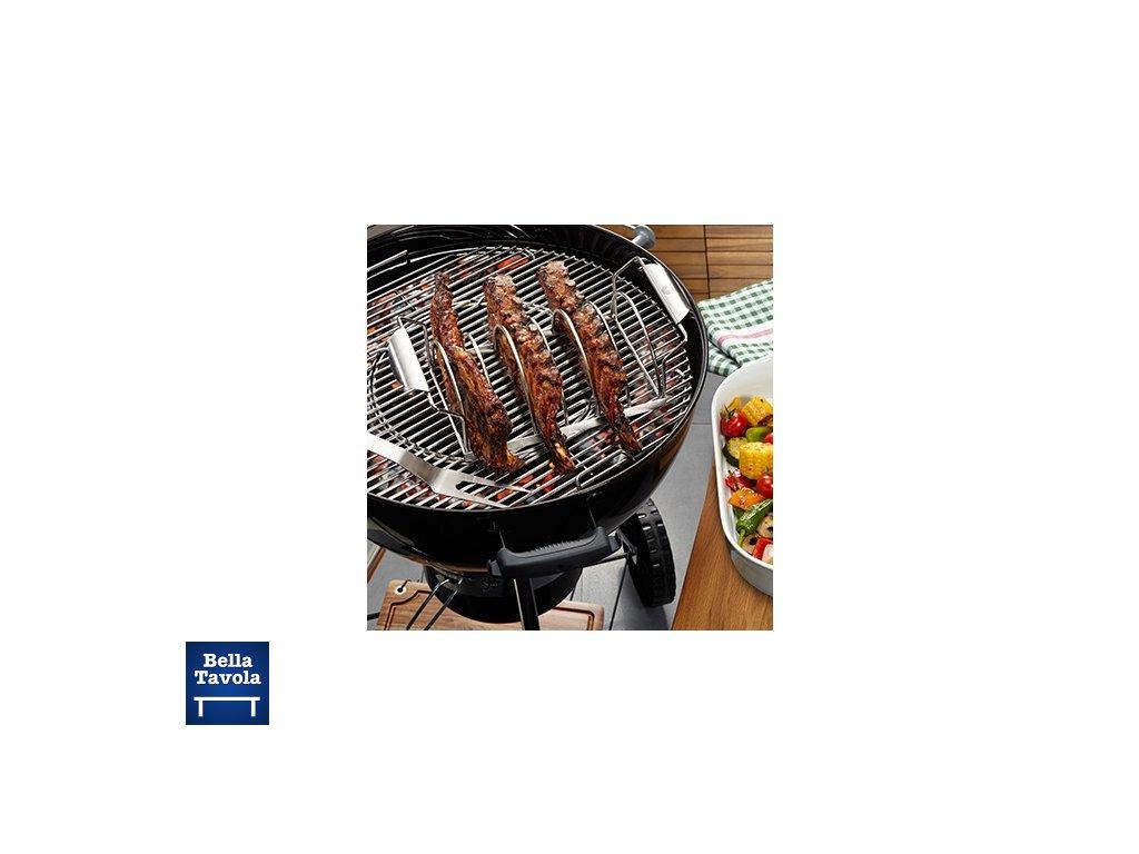 14976 gefu bbq drziak na rebierka maso